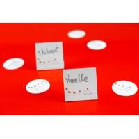 Marque place carton vive les mariés